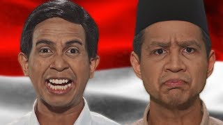 Video Prabowo VS Jokowi - Epic Rap Battles Of Presidency MP3, 3GP, MP4, WEBM, AVI, FLV April 2019