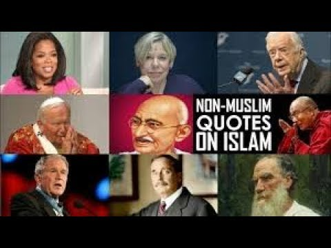 God quotes - Ten Great Non Muslim Quotes on Islam
