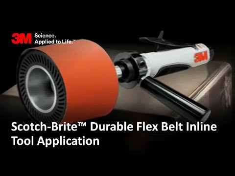 Scotch-Brite™ Durable Flex Belt