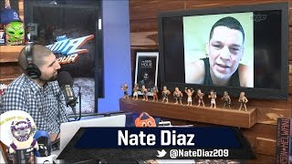 The MMA Hour: Exclusive Nate Diaz Edition (Episode 331)