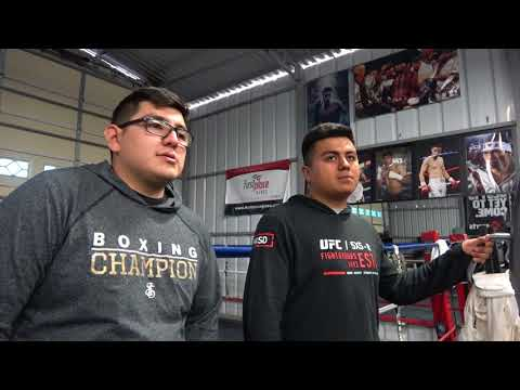 nate diaz is a boss! EsNews Boxing