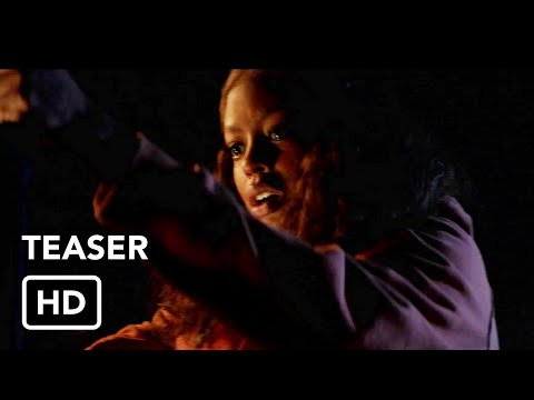 """Batwoman Season 2 """"Time Is Running Out"""" Teaser (HD) Javicia Leslie series"""