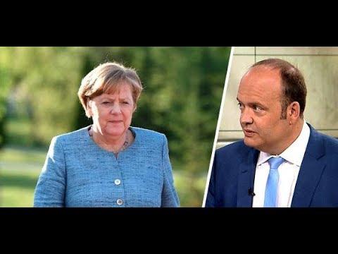 MERKEL und ALTMEIER: Im Bampf-Skandal gerät das Kan ...