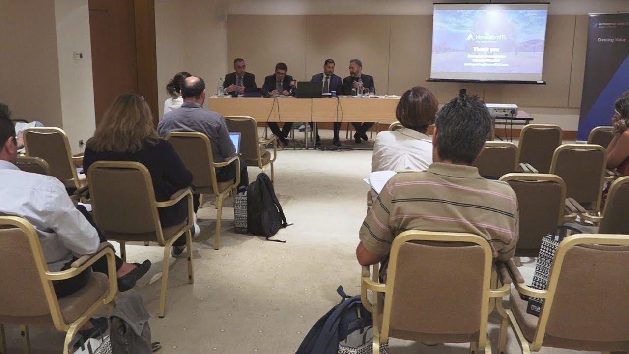 Enterrprisegreece : Συνέντευξη Τύπου  για το επενδυτικό κλίμα στην Ελλάδα και τη Μεσόγειο