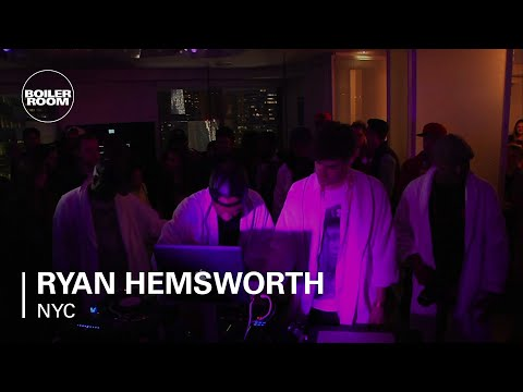 nyc - FOR PODCAST: http://bit.ly/ZdlDQ6 Ryan Hemsworth and the A$AP DJs battlig it out in the booth at #WDND NYC!