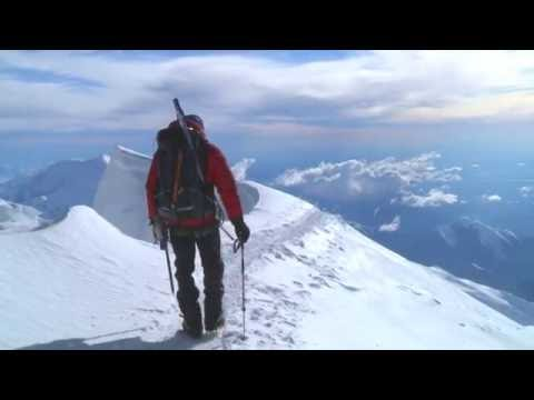 A Mountaineer Who Dares Greatly: Dave Hahn (видео)