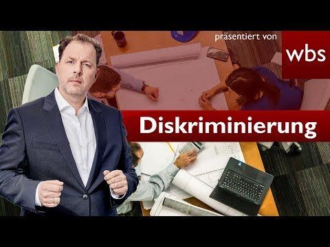 Diskriminierung am Arbeitsplatz – Wann hilft mir das AGG?