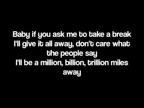 Drake - Make Me Proud ft. Nicki Minaj (LYRICS)