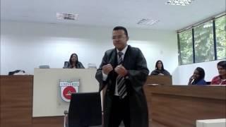 ADVOGADO DE DEFESA - TRIBUNAL DO JURI