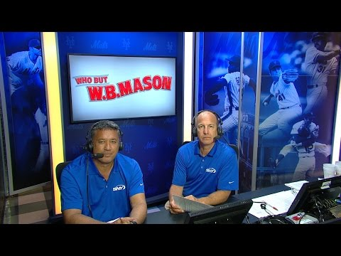 Video: W.B. Mason Post Game Extra: 08/26/14 Lagares stars in Mets win