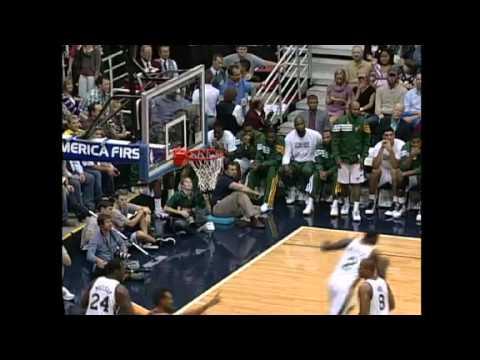 Portland Trail Blazers 91 – Utah Jazz 97