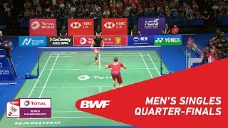 Download Video MS | Viktor AXELSEN (DEN) [1] vs CHEN Long (CHN) [8] | BWF 2018 MP3 3GP MP4