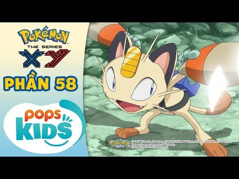 Tổng Hợp Hành Trình Thu Phục Pokémon Của Satoshi - Hoạt Hình Pokémon Tiếng Việt S17 XY - Phần 58 - Thời lượng: 1:02:48.