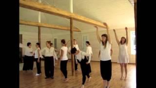 Движения Гурджиева. Танец «Семь греческих букв» — Гурджиев Г.И. — видео