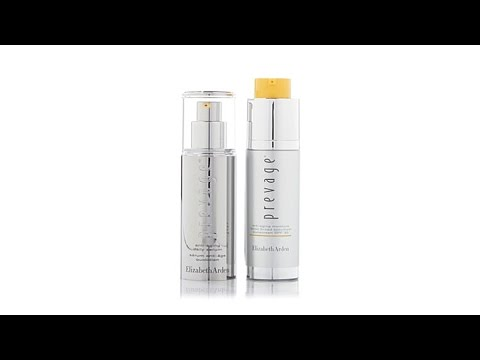 PREVAGE AntiAging Serum and Lotion Set