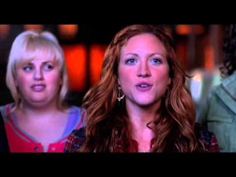 Pitch Perfect - Just The Way You Are And Nelly Just A Dream Remix (OffIicial Video)