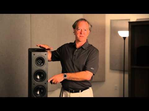 Elite SP-EFS73 Floorstand Speakers
