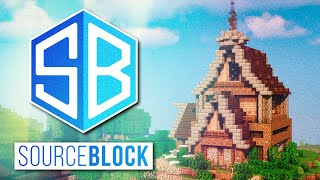 Minecraft SourceBlock SMP - Ep. 01 - A Lead for Many Adventures!