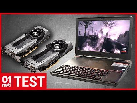 TEST : un PC gamer à plus de 6000 € ! (MSI GT83VR 6RF Titan)