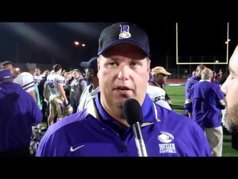Coach Troy Morrell after Hutch win