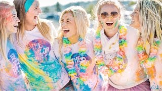 The Color Run Tropicolor World Tour 2016 Official Video