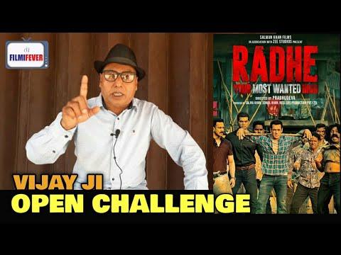 Salman Khan vs Akshay Kumar | Vijay Ji OPEN CHALLENGE To Salman Khan On Stardom | Radhe Collection