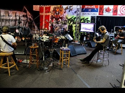 MetallicaTV - Metallica - When a Blind Man Cries Available on the tribute album