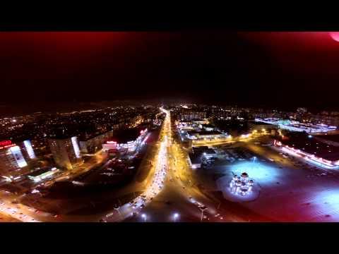 Samara Drone Video