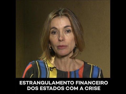 Renata Vilhena fala sobre estrangulamento financeiro dos Estados