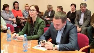 Губернатор Сергей Митин провел традиционную встречу с журналистами и блогерами