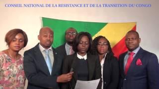 Déclaration du CNRT-Congo sur le chaos politique au Congo-Brazzavile