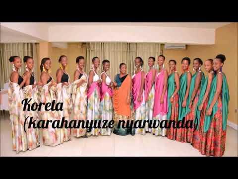 karahanyuze nyarwanda (Koreta)