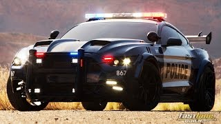 New Barricade Mustang Transformer - Fast Lane Daily by Fast Lane Daily