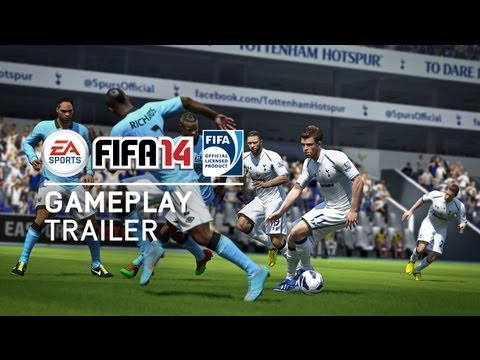 0 FIFA 14   Official Gameplay Trailer | Video