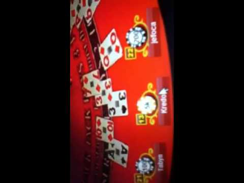 Player Bets $5,000 at The 888 Blackjack Table