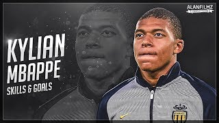 Kylian Mbappe 2017 - Crazy Skills & Goals - HD