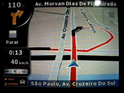 ATUALIZAÇAO MAPA DO BRASIL + RADAR 2012 PARA GPS