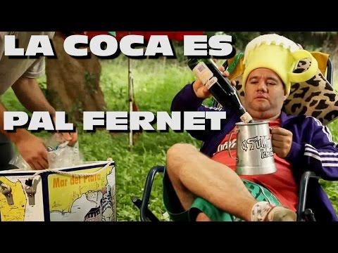 LA COCA ES PAL FERNET - VIDEO OFICIAL