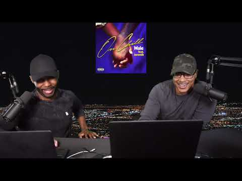 Wale - On Chill feat. Jeremih (REACTION!!!)