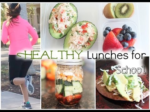 Healthy & Affordable Lunch Ideas For School or Work