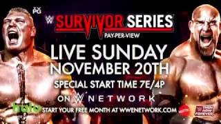 Nonton Wwe Survivor Series 2016     Live Sunday  November 20 Film Subtitle Indonesia Streaming Movie Download