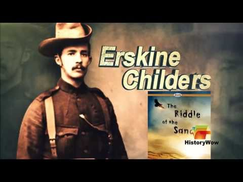 Erskine Childers' incredible bravery in the face of death
