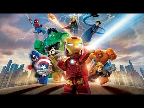 LEGO Marvel Super Heroes - PC Gameplay