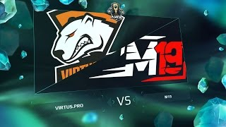 VP vs M19 - Неделя 6 День 2 / LCL