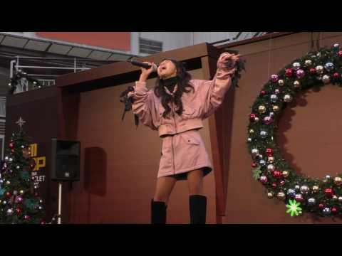 下北姫菜『Listen / Beyonce』 @ エイベックス・チャレンジステージ 三井アウトレットパーク 大阪鶴見 2016/11/23