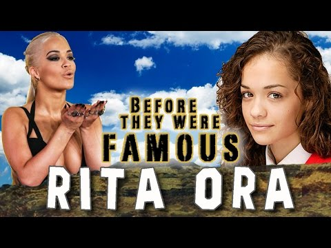 RITA ORA | BEFORE THEY WERE FAMOUS  @RitaOra
