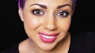 Flawless Fall Airbrush Makeup! | Charisma Star