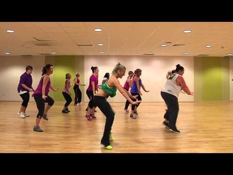 """zumba he zumba ha"" - sessione disco zumba fitness"