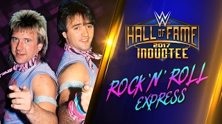 Watch: Rock N Roll Express 2017 Hall of Fame inductees