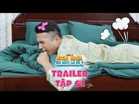 Gia đình là số 1 Phần 2 | trailer tập 61: Minh Ngọc xấu hổ đỏ mặt vì cú thả bom trước mặt cả nhà - Thời lượng: 56 giây.